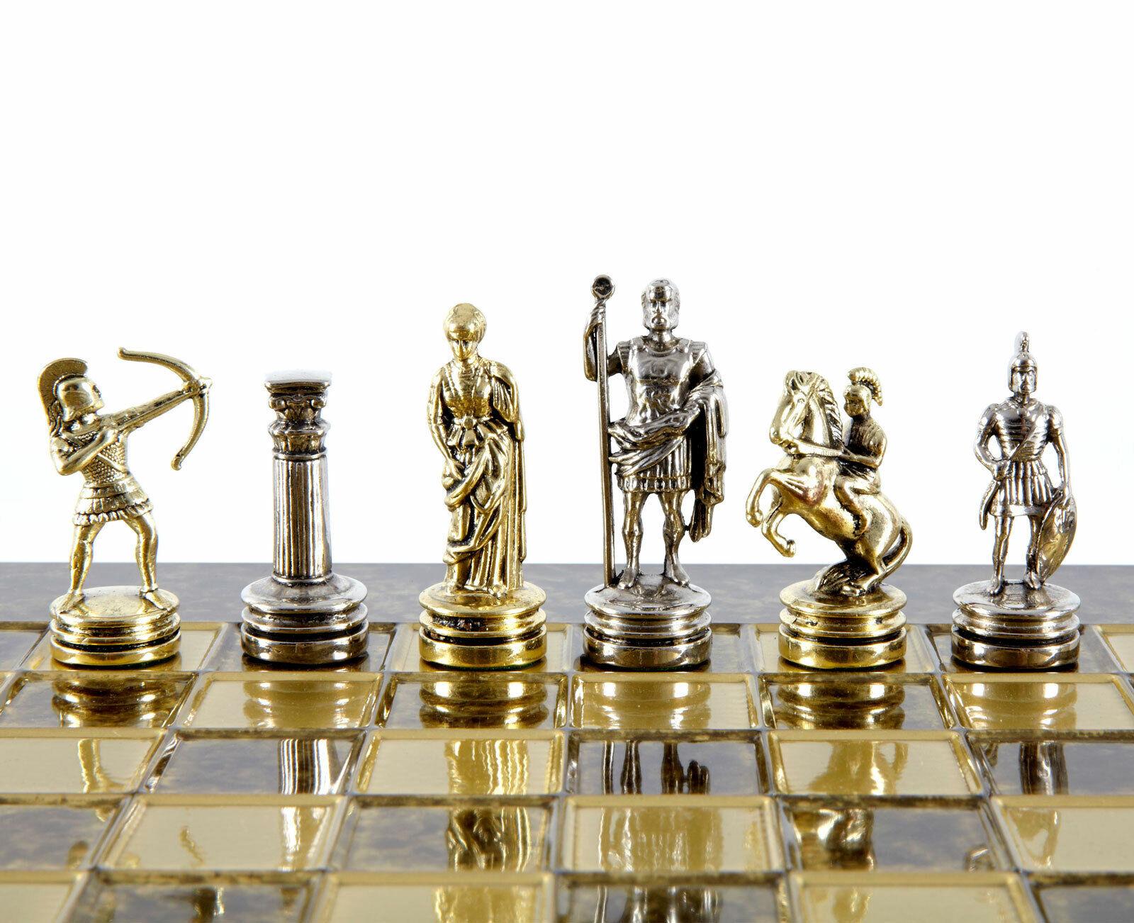 Schach Set Archers Schachspiel mit Geschenkbox