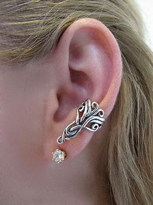 EAR CUFF TRIBAL OHRRING OHRKLEMME OHRCLIP OHRSCHMUCK OHRSTECKER GOTHIC PUNK 38