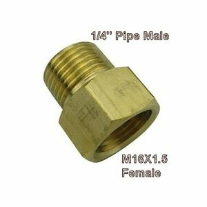 Details about Pipe Fitting 1/4