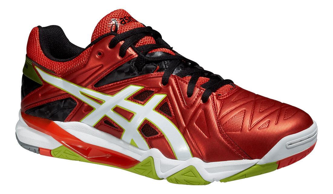 chaussure volley Asics gel Sensei 6 niedrig Herren B502Y-2101 Ende Serie