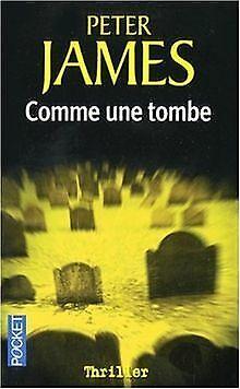 Comme une tombe de Peter James | Livre | état bon