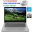 "thumbnail 1 - 2021 Lenovo IdeaPad 3 14"" FHD Screen Laptop Intel i5,up 3.6GHz 20GB RAM&1TB SSD"
