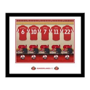 Le Meilleur Sunderland A.f.c - Personalised Dressing Room Photo-afficher Le Titre D'origine