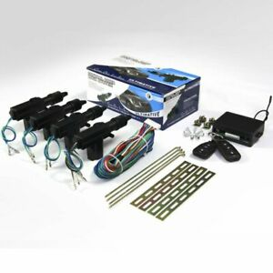 Car-Central-Remote-Control-Door-Locking-Keyless-Lock-Kit-Universal-Park-Flash-UK