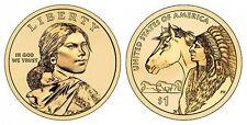 2012 P Sacagawea dollar ***BRILLIANT***UNCIRCULATED***RARE***