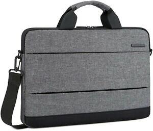 Hitshree 15.6 Inch Waterproof Fabric Laptop Messenger Bag For Unisex
