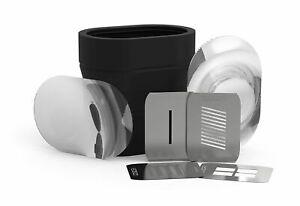 Belle Magmod Magbeam Kit Flash De Plage Extension = Wide & Tele Lentilles De Fresnel & Masques Uk-afficher Le Titre D'origine