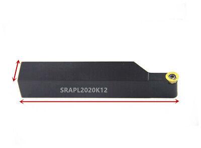 IRONROOT  SRAPR2020K12 CNC Lathe Milling  Toolholder For RPMT1204**Insert