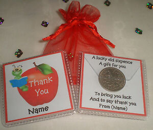 PERSONALISED-LUCKY-SIXPENCE-GIFT-KEEPSAKE-BEST-TEACHER-HEAD-CLASSROOM-ASSISTANT