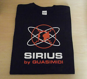 RETRO-T-SHIRT-SYNTH-DESIGN-SIRIUS-by-quasimidi-SYNTH-S-M-L-XL-XXL