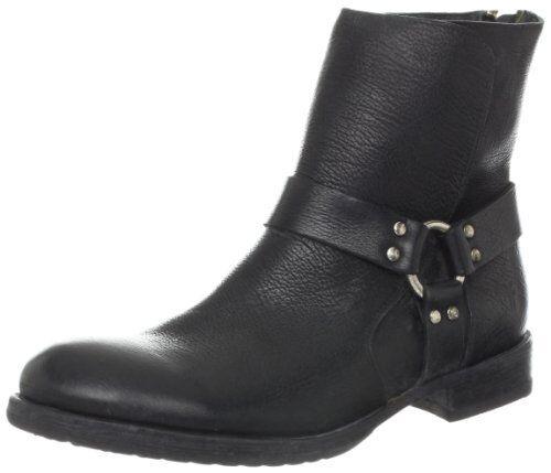 Frye  Mens FRYE Boot Black Stone AntiquedD (M) US- Pick SZ color.
