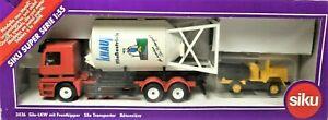 Siku-3436-LKW-Knauf-Silo-Transporter-Truck-w-Site-Dump-W-Germany-1-55-MIB