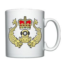 Royal Navy Diver Badge - Personalised Mug