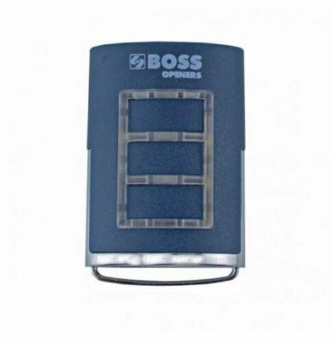 BOSS REMOTE BHT3 BLACK 3 BUTTON BHT3 RH5001 GST Receipt
