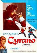 CYRANO DE BERGERAC ('50) - DVD - Region Free - Sealed