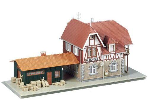 FALLER 131377 Bahnhof Burgdorf Bausatz Hobby-Programm H0