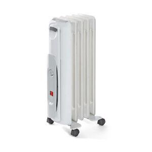 WARM made in Italy radiatore elettrico a olio 1000W calorifero termosifone stufa