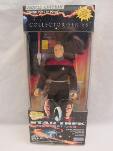 Star Trek-Generations Capitaine Jean-Luc Picard NEW IN BOX 216DJ14//ST6 6141