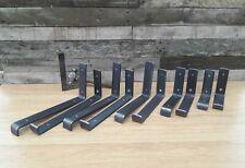 Rustic Heavy Duty Shelf Brackets Scaffold Industrial Handmade Steel Metal