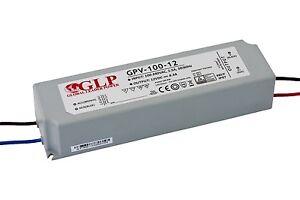 12v-24v-GLP-GPV-Schaltnetzteil-Trafo-18w-60w-100w-150w-300w-LED-Driver-Netzteil
