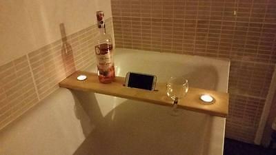 Bath Bridge Bathroom Wine Holder