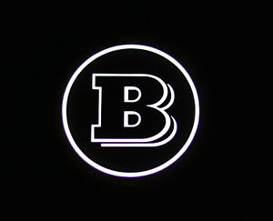Smart-ForTwo-451-039-2007-2012-LED-Logo-Brab-3D-Emblem-auf-Frontgrill-Kuehlergrill