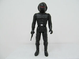 Imperial Gunner repro Stan Solo action figure w/ weapon. Vintage-style Star Wars