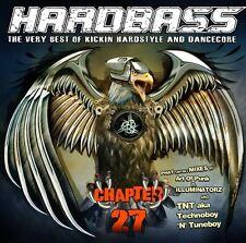 HARDBASS CHAPTER 27 2 CD NEU - ILLUMINATORZ, RAXTOR, NOISECONTROLLERS,UNBORN