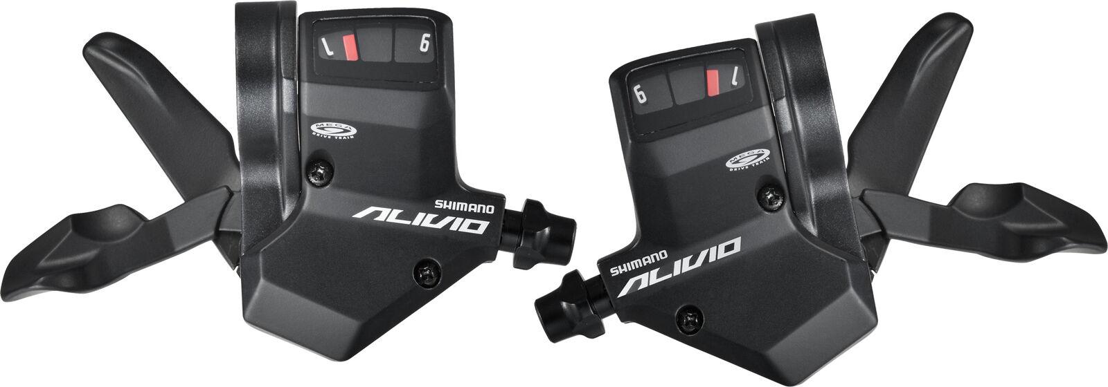 Shimano ALIVIO 3X9SPD Shifters  1pair SLM430