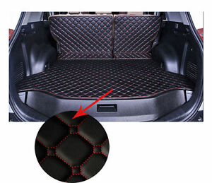 Cargo-Trunk-Boot-Liner-Carpet-Cover-Mat-For-Nissan-X-Trail-2014-2016-Waterproof