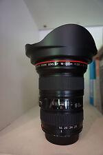 Canon EF 16-35 mm f/2.8 l ef II USM objetivamente comerciantes con embalaje original Top