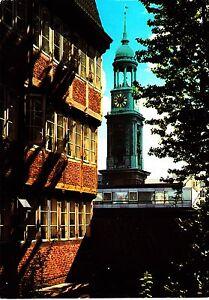 Hamburg , Ansichtskarte , 1978 gelaufen - Schwerin, Deutschland - Hamburg , Ansichtskarte , 1978 gelaufen - Schwerin, Deutschland