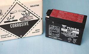 Batterie-YUASA-YT4B-BS-12V-2-3AH-pour-moto-scooter-neuf