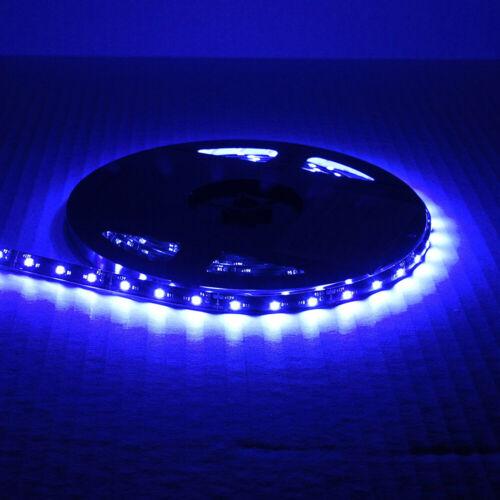 G4 AUTOMOTIVE 5M 16ft Flexible LED Strip Light SMD 5050 IP65 Waterproof Blue