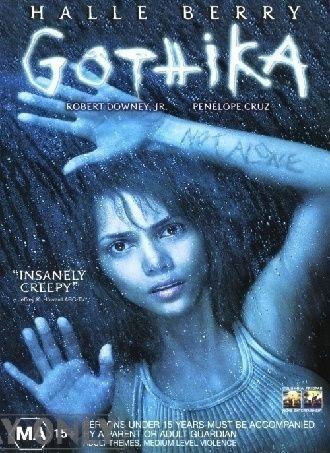 1 of 1 - Gothika (2003) Halle Berry - NEW DVD - Region 4