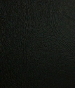 """10 Yards BLACK- Marine Outdoor Auto Boat Fabric Upholstery - 54"""" Wide Vinyl"""