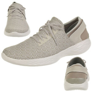 Skechers You Inspire Sneaker für Damen Beige