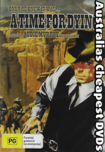 A-Time-For-Dying-DVD-NEW-FREE-POSTAGE-WITHIN-AUSTRALIA-REGION-ALL