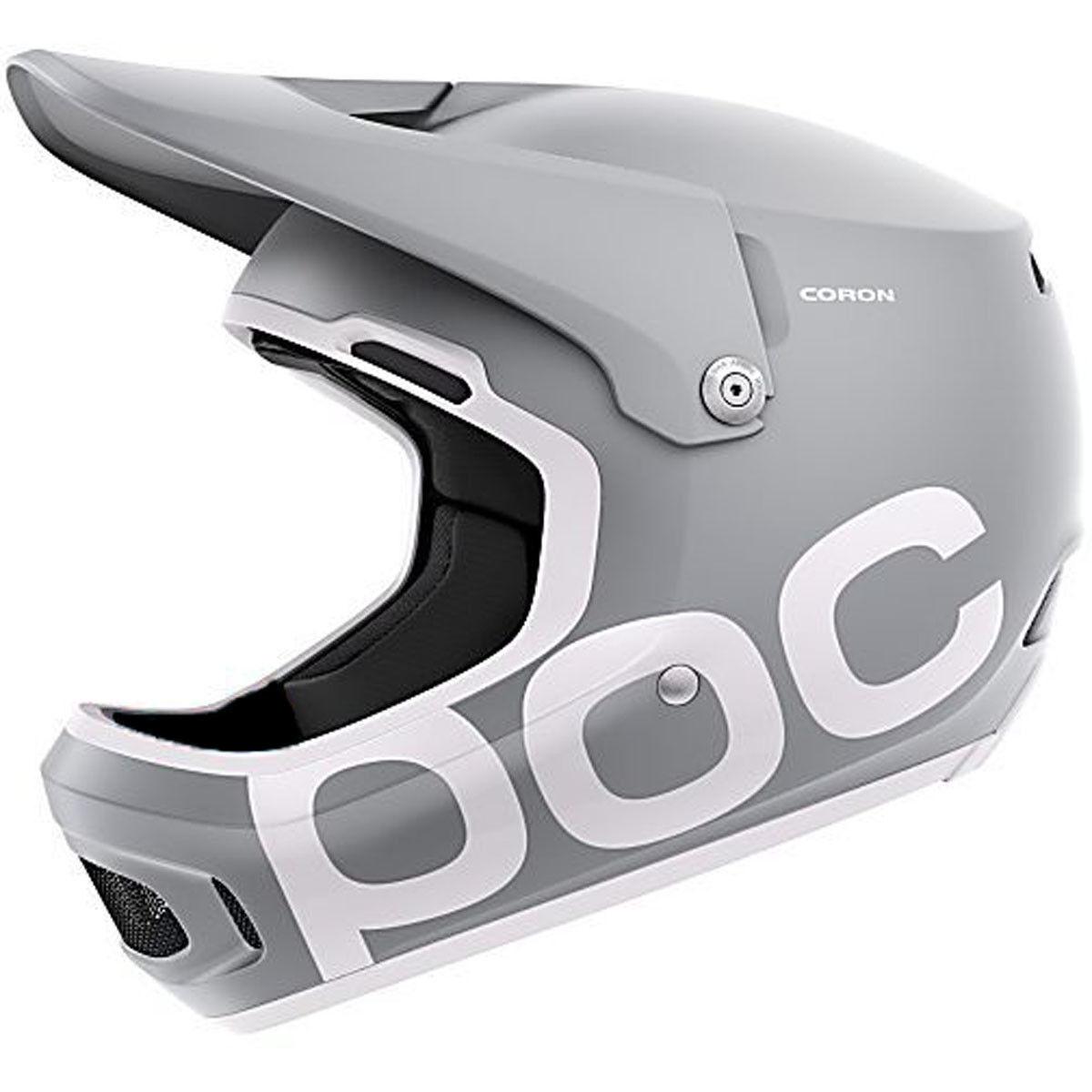 POC Cgoldn Downhill MTB Cycling Helmet Phenol Grey Medium Large M L 55 58 cm