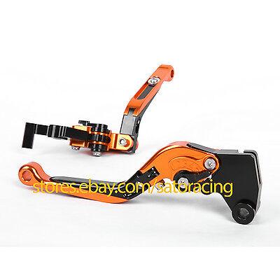 Folding//Extend for 990 Adventure Clutch Brake Levers 2009-2012 ktm