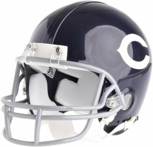 Riddell Chicago Bears Throwback replica Mini Casco NFL American Football HELMET