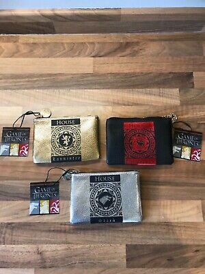 Brand new game of thrones coin purse