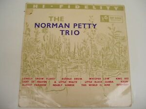 Norman-Petty-Trio-RARE-LP