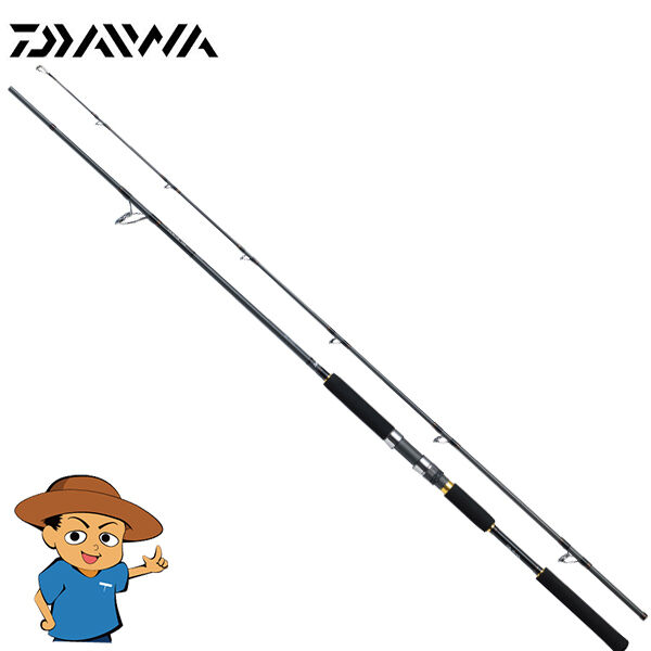 Daiwa JIG CASTER MX 90MH 9' Medium Heavy jigging casting spinning rod pole