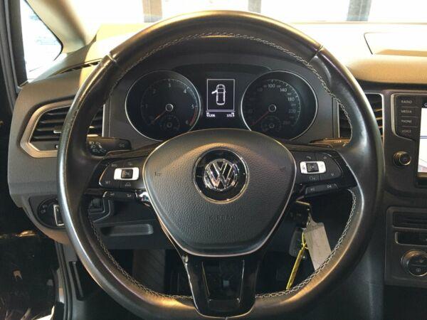 VW Golf Sportsvan 1,6 TDi 110 Lounge DSG BMT - billede 5