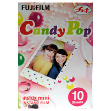 Fuji Instax Mini/Polaroid 300 CANDY POP INSTANT FILM-GRATIS UK Consegna