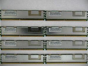 16go (8x 2 Go) Pc2-5300f Dell Precision 490 690 T5400 T7400 R5400 Mémoire Douceur AgréAble