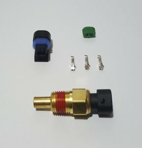Details about GM Coolant Temp Sensor with plug connector SDS MEGA  on