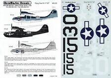 WARBIRD DECALS 1//48 PBY5 CATALINA BLACK CAT 30 VP11 BLACK CATS148157