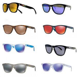 Occhiali-da-Sole-Oakley-OO9013-FROGSKINS-specchio-sunglasses-Limited-edition